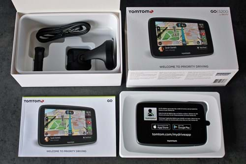 review tomtom go 5200 sat nav product reviews honest john. Black Bedroom Furniture Sets. Home Design Ideas