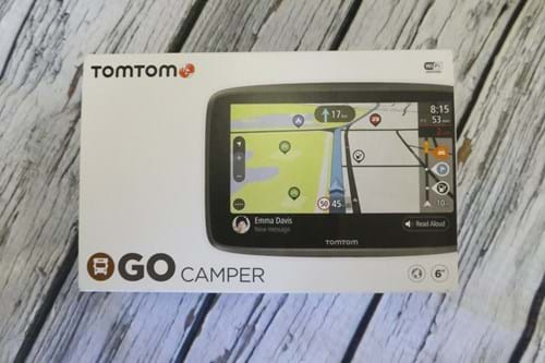 Review: TomTom Go Camper | Product Reviews | Honest John