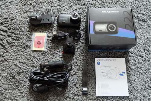 Review Nextbase 222 Dash Camera Product Reviews